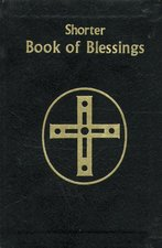 Shorter Book of Blessings leather
