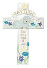 Baptism Cross You Are a Child of God DISCONTINUED
