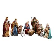 "Nativity Set 5"" Michael Adams 9-Pc"