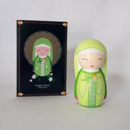 Shining Light Dolls- St. Brigid of Ireland