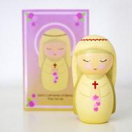 Shining Light Dolls- St. Catherine of Siena