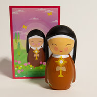 Shining Light Dolls- St. Clare of Assisi
