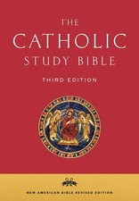 B-NABRE Catholic Study Bible Oxford 3rd Edition (Hardcover)