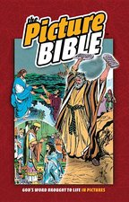 B-Picture Bible Comic Story