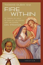 Fire Within: St. Teresa of Avila, St. John of the Cross, and the Gospel, on Pray