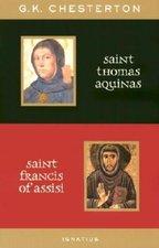 St Thomas Aquinas and St Francis of Assisi