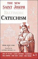 Saint Joseph Baltimore Catechism No. 1