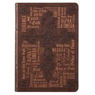 Journal Names of Jesus Lux-Leather