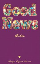 B-Good News Bible Catholic Youth Stained glass look cover