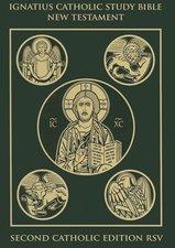Ignatius Catholic Study Bible New Testamebt - PAPERBACK - RSV