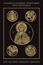 Ignatius Catholic Study Bible - New Testament - HARDCOVER - RSV