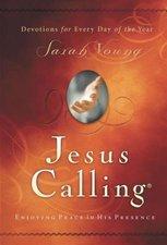 Jesus Calling Enjoying Peace (standard orange)