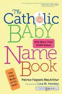 Catholic Baby Name Book