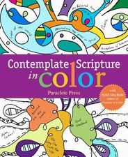Contemplate Scripture in Color Adult Coloring Book