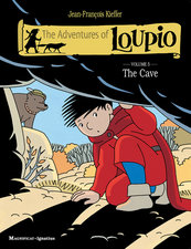 Adventures of Loupio, Volume 5: The Cave