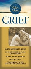 GRIEF (Help A Friend) Fold-out Pamphlet
