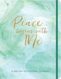 Journal - Peace Begins with Me Journal: A 365-Day Devotional Journal