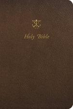 Ave Catholic Notetaking Bible (Rsv2ce) (Second Catholic) Brown Imitation Leather