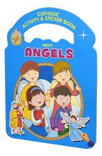 Catholic Activity Sticker Book Angels