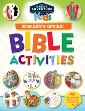 Schoolkid's Catholic Bible Activities,