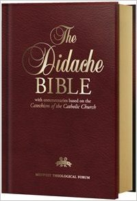Didache Bible NABRE (Leather)