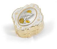 1st Communion Gold/silver Box