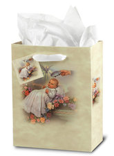 Gift Bag Baptism Small