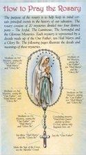 How To Pray Rosary
