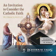 An Invitation to Consider the Catholic Faith CD