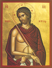 Icon Nymphios (Bridegroom)