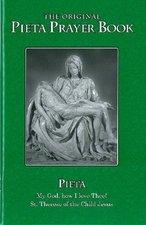 Pieta Prayer Book LG print green cover