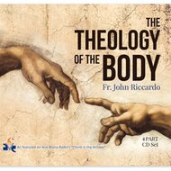 Theology of the Body CD – Fr. John Riccardo on Pope St. John Paul II's Teaching