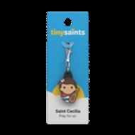Tiny Saints Saint Cecilia